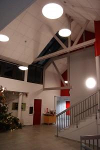 Hall d'entrée MAPAD GUICHEN